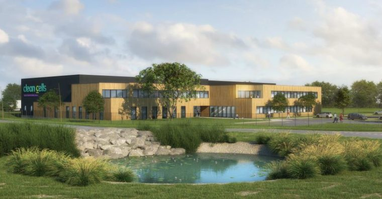 Illustration de l'article Clean Cells investit près de 20 M€ dans un nouveau laboratoire à Montaigu
