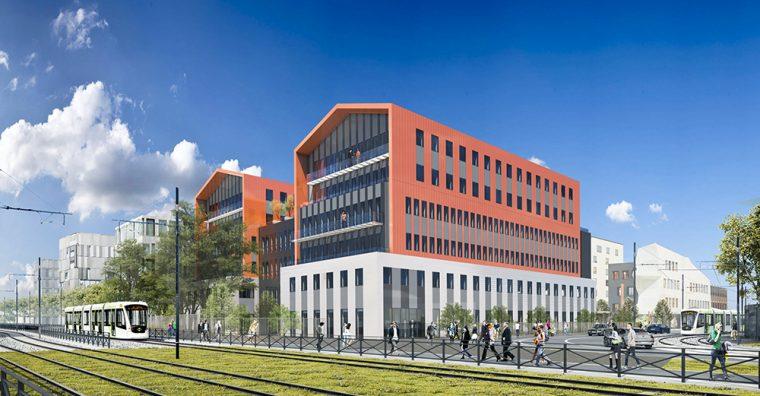 Illustration de l'article [ Nantes ] L'immobilier de bureau reprend des couleurs